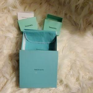 Set of 3 Tiffany gift boxes